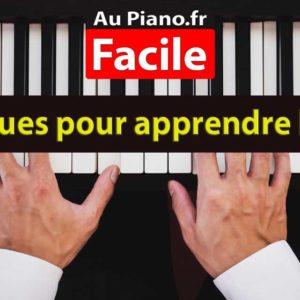Apprendre le piano facilement