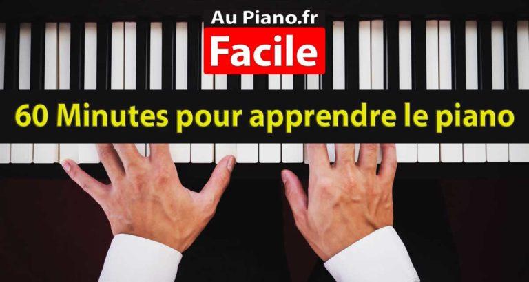 Photo apprendre à jouer du piano