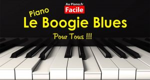 Le piano boogie blues