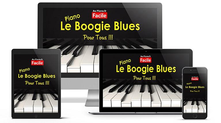 Mockup le piano boogie blues